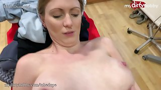 MyDirtyHobby - Bastardize fucks busty blonde patient during check-up
