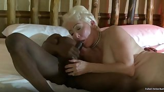 Milf Matures Adore BIG BLACK DICK - Lasting Sex