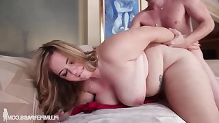 Mother Lovin - Cj native land BBW fuck