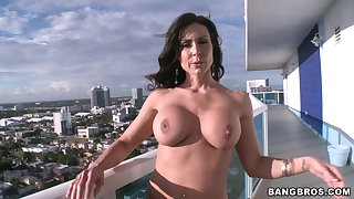 Hardcore group sexual congress with desirable MILF Nikki Delano and will not hear of friends