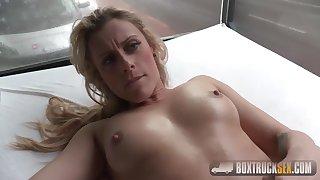 Public sex on every side Czech MILF Brittany Bardot