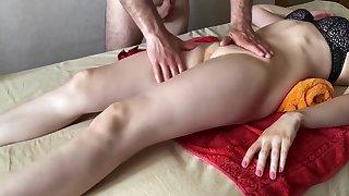 Pussy Edging. Sensual Payola Massage